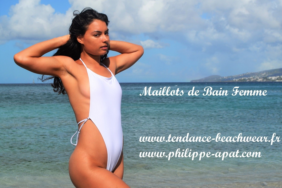 Monokini String Maillot 1 pièce