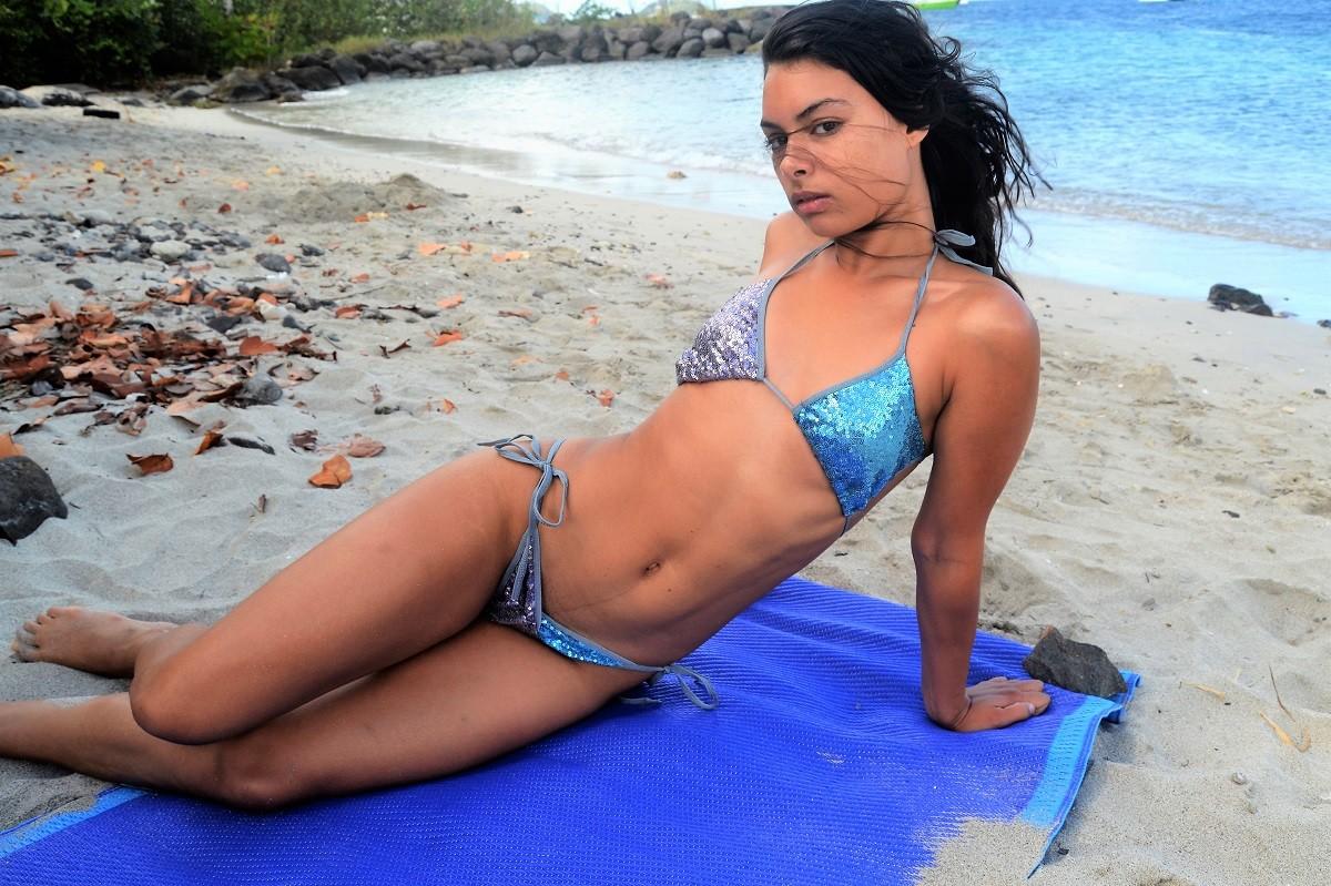 Bikini Maillots de Bain Sexy 2 pièces