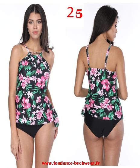 maillots de bain femme t 2018 2019 bikinis taille haute bateau une pi ce 2020. Black Bedroom Furniture Sets. Home Design Ideas