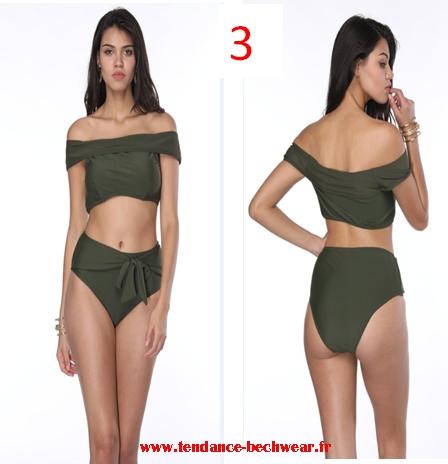 maillots de bain femme t 2018 2019 bikinis taille haute. Black Bedroom Furniture Sets. Home Design Ideas